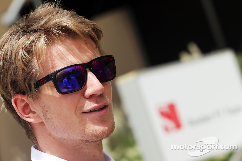 Hulkenberg not regretting Sauber switch