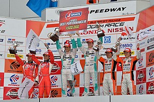 Super GT Race report Petronas Tom's SC430 takes perfect pole-to-checkered win in Fuji