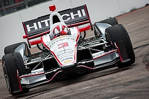 IndyCar Special feature Brazil's Castroneves on the lead for Sao Paulo Indy 300 race
