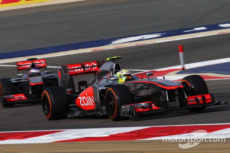 McLaren not yet thinking about 2014 - Whitmarsh