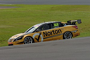 Supercars Race report Moffat keeps top 10 result rolling for Nissan