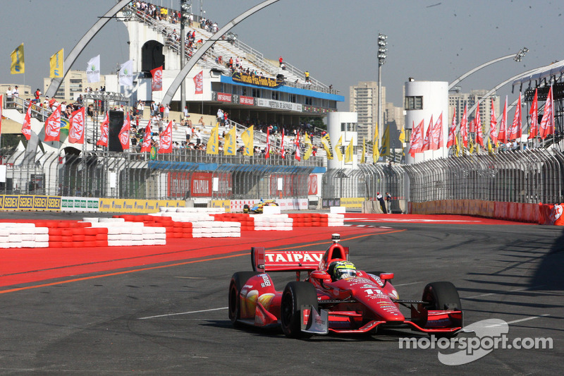 Both KV Racing drivers qualify in the top-8 for Sao Paulo Indy 300