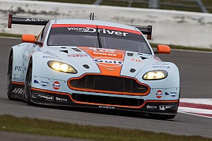 WEC Race report Young Driver AMR strong second in Belgium