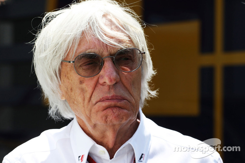 Ecclestone wants Spanish hosts to share grand prix
