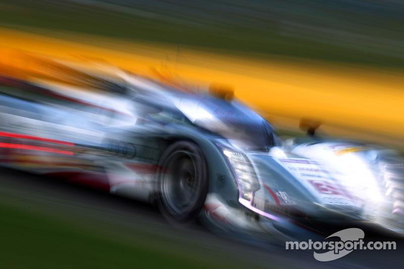 Audi goes to Le Mans aerodynamically optimized