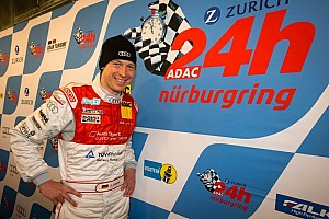 Endurance Qualifying report Audi customers at Nürburgring on grid positions one and three