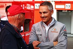 Formula 1 Breaking news Whitmarsh denies Honda factor in Lowe release