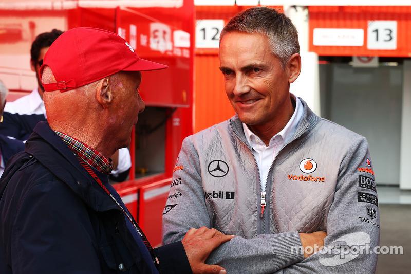Whitmarsh denies Honda factor in Lowe release