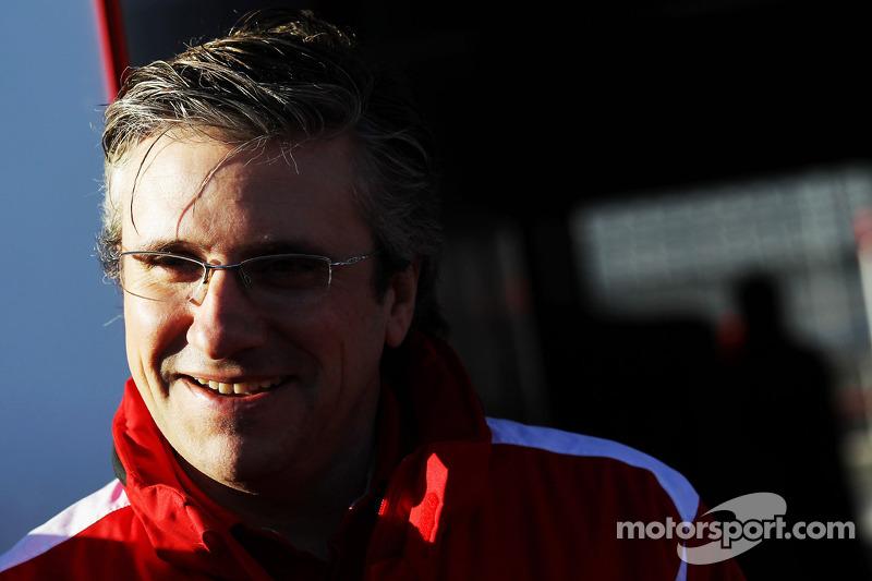 Ferrari's Fry back to work in Monaco