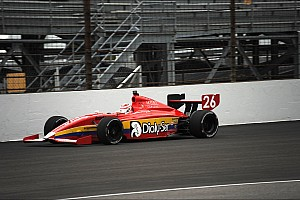 Indy Lights Race report Muñoz still leading the championship after Freedom 100