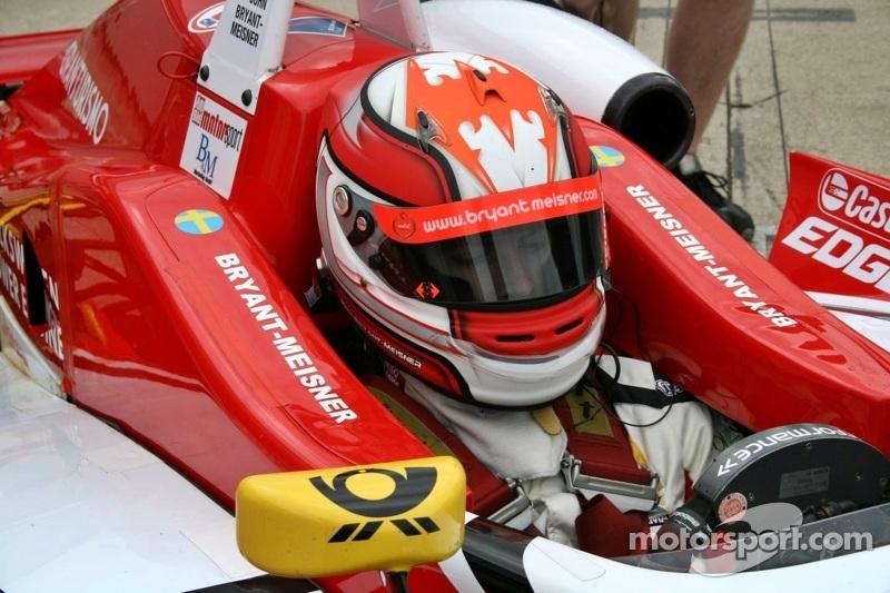 Bryant-Meisner dominates Silverstone qualifying
