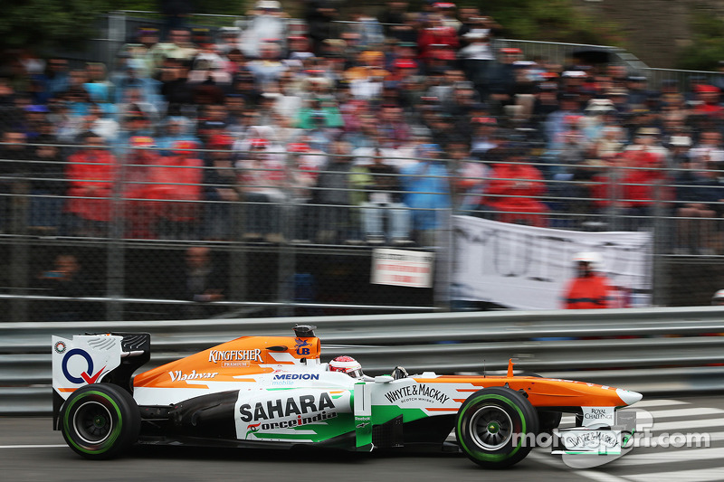 Di Resta angry with Force India after qualifying