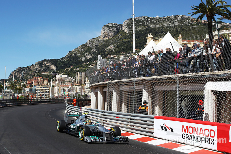 Storm erupts over secret tyre test for Mercedes