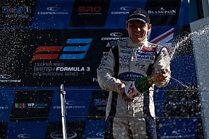BF3 Race report Carlin's Jordan the King of race three, Giovinazzi takes race two