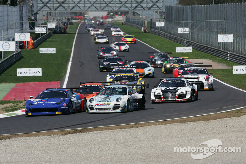 Silverstone showdown for colossal GT3 BES grid