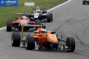 F3 Europe Race report Rosenqvist becomes first triple winner in the FIA F3
