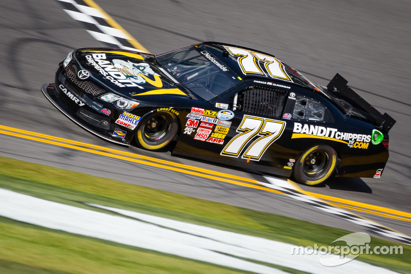 Kligerman 'fabricates' a comeback at Dover
