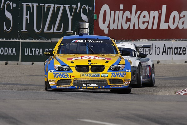 Marsal takes 8th in Rolex series Detroit debut