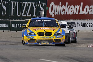 Grand-Am Race report Marsal takes 8th in Rolex series Detroit debut