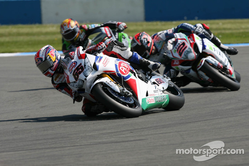 Rea up to speed on Day 1 in Portimao