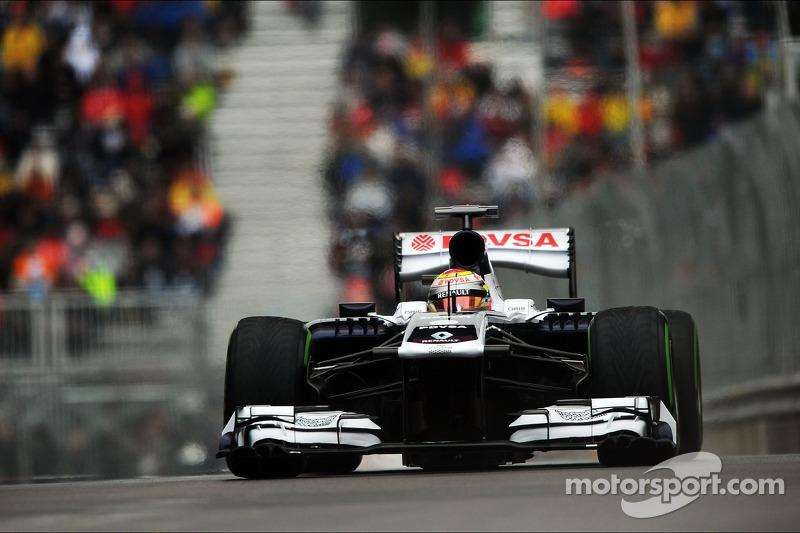 Maldonado calms 2014 Lotus switch rumours