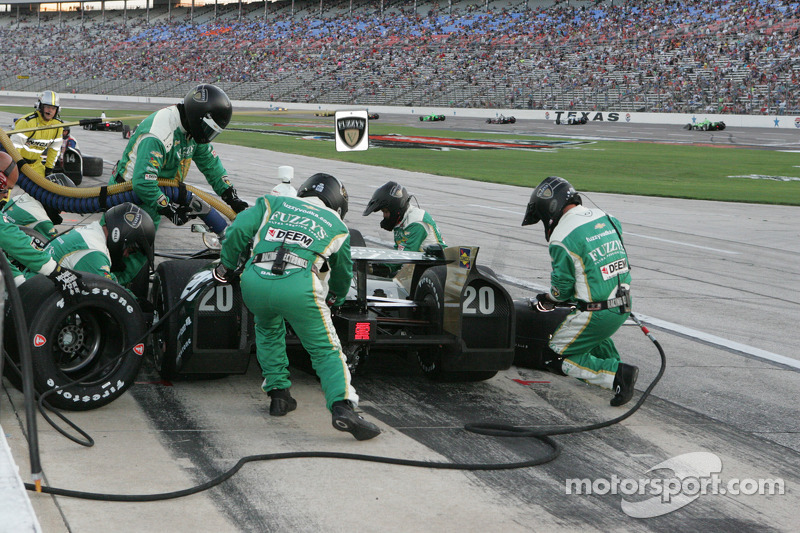 Carpenter gets 4th in Texas 550