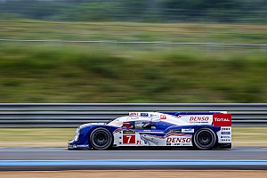 Le Mans Preview Le Mans beckons for Toyota Racing