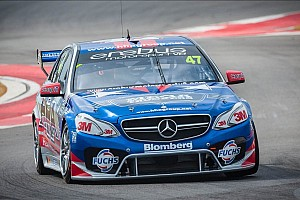 Supercars Practice report Tim Slade puts Mercedes-Benz in top three in Darwin