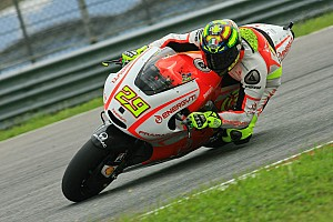 MotoGP Qualifying report Eighth place on the grid for Iannone and the Pramac Racing Team