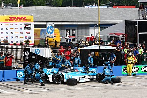 IndyCar Race report Pagenaud 12th, Vautier 21st on one-mile oval  at Milwaukee IndyFest