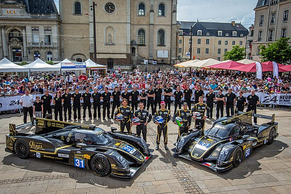 20th participation in the 24 Hours of Le Mans for Christophe Bouchut