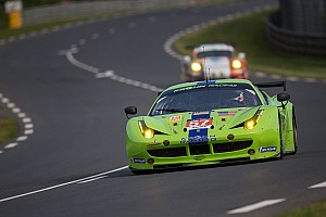 Le Mans Race report Krohn Racing withdraws after suffering extensive damage at Le Mans