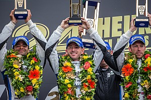 Le Mans Race report Strakka finishes sixth, wins Privateer class at Le Mans