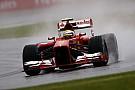 The sun will come out tomorrow at Silverstone - Ferrari