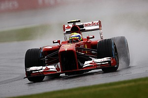 Formula 1 Breaking news F1 needs rule to stop 'disastrous' wet Fridays - Ecclestone