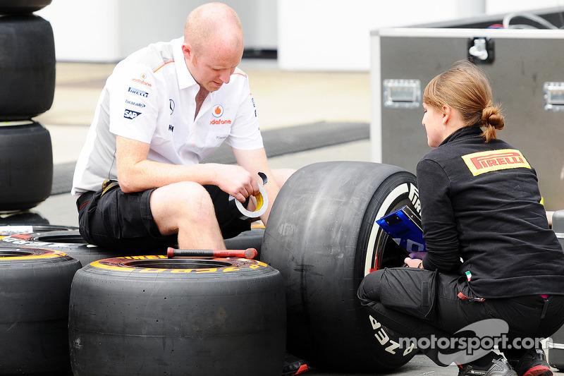 Perez tyre problem not delamination - Pirelli