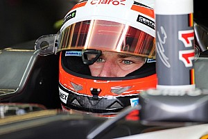 Formula 1 Breaking news Hulkenberg not paid by struggling Sauber