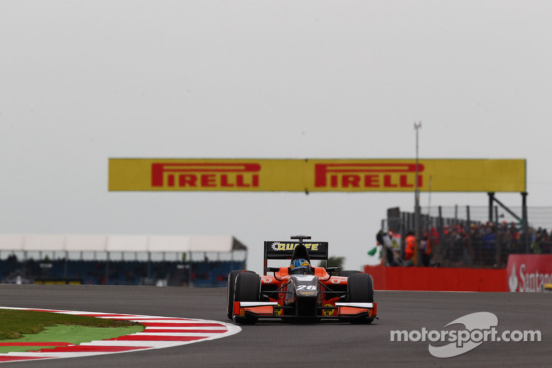 Quaife-Hobbs encouraged by Silverstone pace