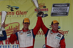 Grand-Am Race report Winners in Six Hours of the Glen gave for Team Chevy double victory
