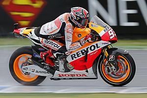 MotoGP Race report Marquez back on podium, Pedrosa extends lead