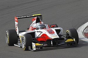 GP3 Qualifying report Regalia takes maiden pole in Nurburgring