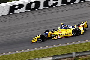 IndyCar Qualifying report KV Racing Technology qualifies both cars in top-10 for the Pocono Indy 400
