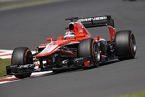 Formula 1 Breaking news De la Rosa would have replaced ill Bianchi - report