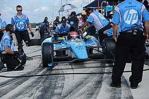 IndyCar Qualifying report Pagenaud 9th, Vautier 11th in qualifications at the