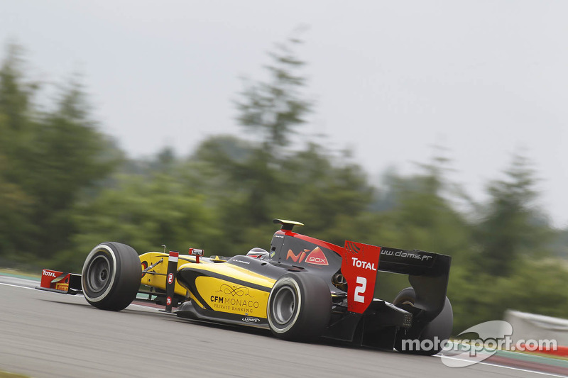 With the Nurburgring week-end Richelmi won the 7th place in the series championship