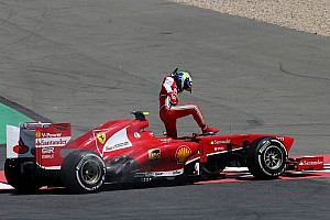 Formula 1 Breaking news 'No idea' if incidents will cost Massa seat
