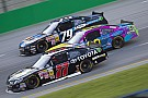 Kligerman was shuffled back on final restart at Daytona