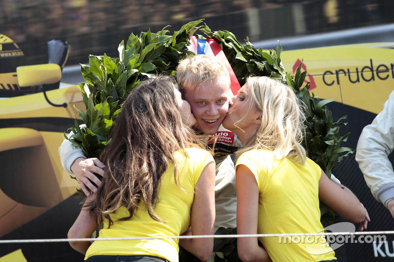 Rosenqvist takes second Masters victory at Zandvoort