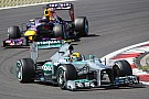 FIA test rules a blow for Mercedes, Ferrari
