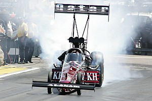NHRA Breaking news Larry Dixon plans to work on 2014 Top Fuel program
